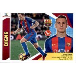 Digne Barcelona 7B Ediciones Este 2017-18