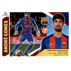 André Gomes Barcelona 9 Ediciones Este 2017-18