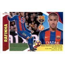 Rafinha Barcelona 12A Ediciones Este 2017-18