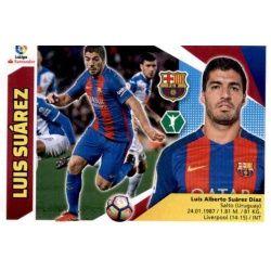 Luis Suárez Barcelona 15 Ediciones Este 2017-18