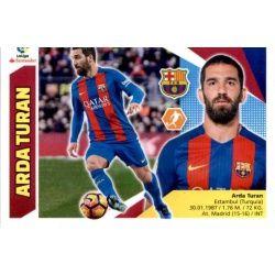 Arda Turan Barcelona Coloca Ediciones Este 2017-18