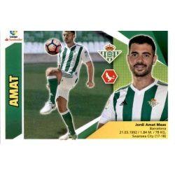 Amat Betis 4 Ediciones Este 2017-18