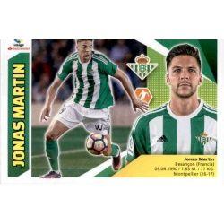 Jonás Martín Betis 9 Ediciones Este 2017-18