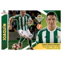 Joaquín Betis 12 Ediciones Este 2017-18