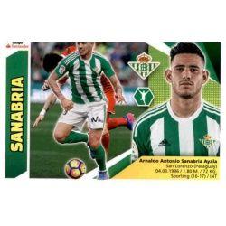 Sanabria Betis 13B Ediciones Este 2017-18