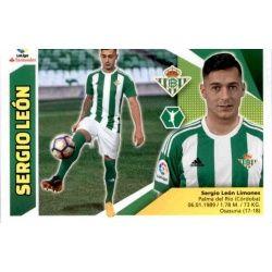 Sergio León Betis 16 Ediciones Este 2017-18