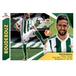 Boudebouz Betis Coloca Ediciones Este 2017-18