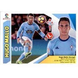 Hugo Mallo Celta 3 Ediciones Este 2017-18