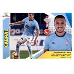 Cabral Celta 5 Ediciones Este 2017-18