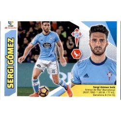 Sergi Gómez Celta 6A Ediciones Este 2017-18