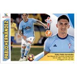Pablo Hernández Celta 10 Ediciones Este 2017-18