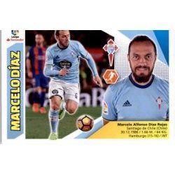 Marcelo Díaz Celta 12B Ediciones Este 2017-18