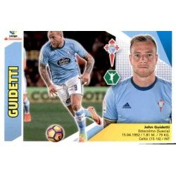 Guidetti Celta 13B Ediciones Este 2017-18