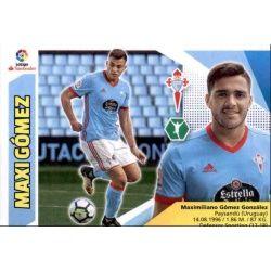 Maxi Gómez Celta 15 Ediciones Este 2017-18