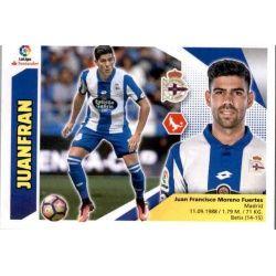 Juanfran Deportivo 3 Ediciones Este 2017-18