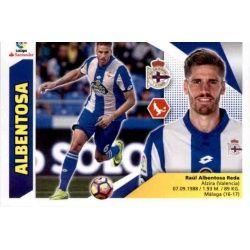 Albentosa Deportivo 6 Ediciones Este 2017-18