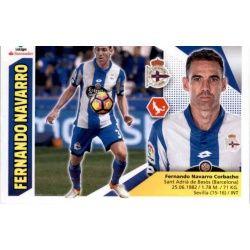 Fernando Navarro Deportivo 7B Ediciones Este 2017-18