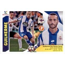 Guilherme Deportivo 8 Ediciones Este 2017-18