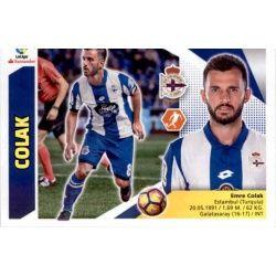 Colak Deportivo 11 Ediciones Este 2017-18