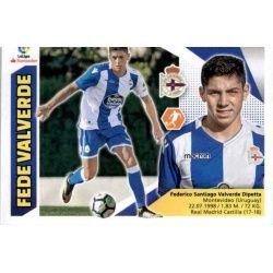 Fede Valverde Deportivo 12B Ediciones Este 2017-18