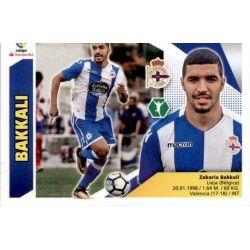Bakkali Deportivo 13 Ediciones Este 2017-18