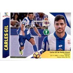 Carles Gil Deportivo 14 Ediciones Este 2017-18