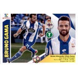 Bruno Gama Deportivo 16 Ediciones Este 2017-18