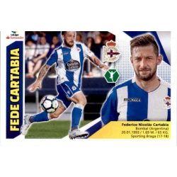 Fede Cartabia Deportivo Coloca Ediciones Este 2017-18