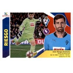 Riesgo Eibar 1 Ediciones Este 2017-18