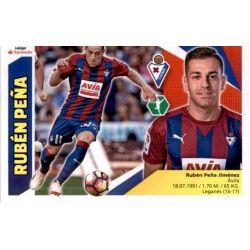 Rubén Peña Eibar 16 Ediciones Este 2017-18
