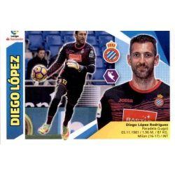 Diego López Espanyol 1 Ediciones Este 2017-18