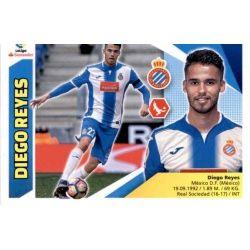 Diego Reyes Espanyol 5A Ediciones Este 2017-18