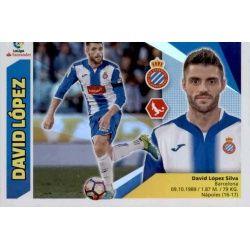 David López Espanyol 6 Ediciones Este 2017-18