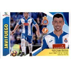 Javi Fuego Espanyol 9 Ediciones Este 2017-18