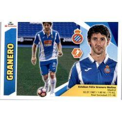 Granero Espanyol 10 Ediciones Este 2017-18