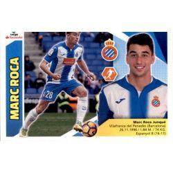 Marc Roca Espanyol 11A Ediciones Este 2017-18