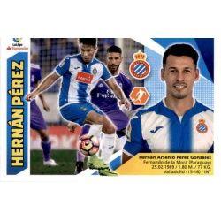 Hernán Pérez Espanyol 12 Ediciones Este 2017-18