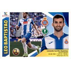 Leo Baptistao Espanyol 13 Ediciones Este 2017-18