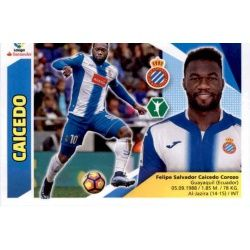 Caicedo Espanyol 15A Ediciones Este 2017-18