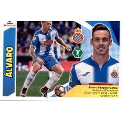 Álvaro Espanyol 15B Ediciones Este 2017-18