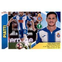 Piatti Espanyol 16 Ediciones Este 2017-18