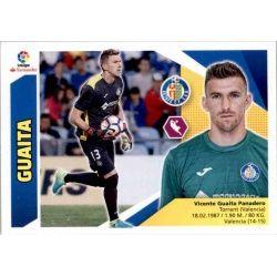 Guaita Getafe 1 Ediciones Este 2017-18