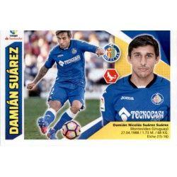 Damián Suárez Getafe 3 Ediciones Este 2017-18