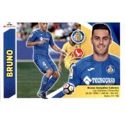 Bruno Getafe 5 Ediciones Este 2017-18
