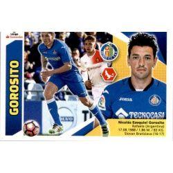 Gorosito Getafe 7A Ediciones Este 2017-18