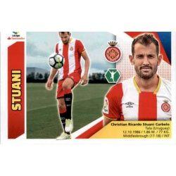 Stuani Girona 15 Ediciones Este 2017-18