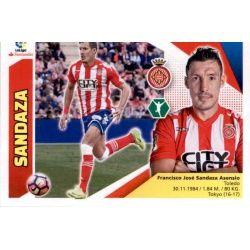Sandaza Girona 16 Ediciones Este 2017-18