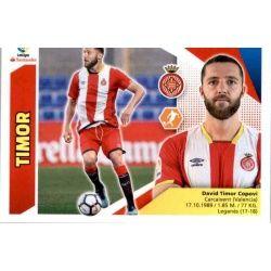 Timor Girona Coloca Ediciones Este 2017-18