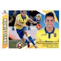 David Simón Las Palmas 3B Ediciones Este 2017-18
