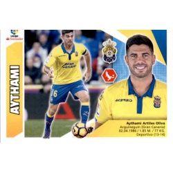 Aythami Las Palmas 5 Ediciones Este 2017-18